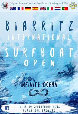 Affiche Surfboat