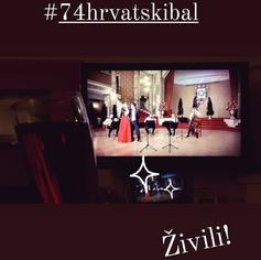 74. Hrvatski bal / Wiener Kroatenball - ONLINE
