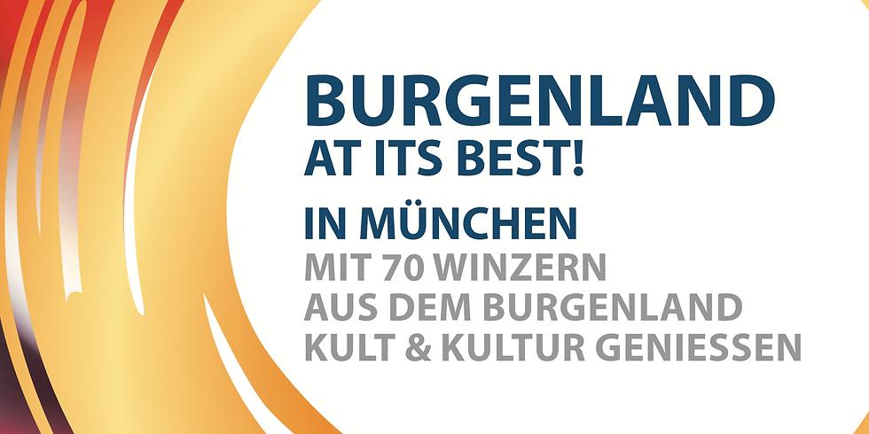 Wein Burgenland in München