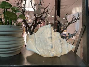 Bordslampa Seashell
