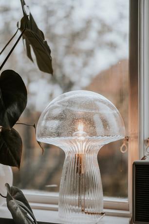 Bordslampa Fungo