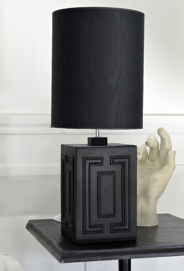 Stucco Lampfot By Åsa Ingrosso
