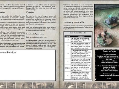 Formatting Our Corebook
