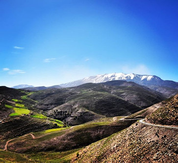 Azourki, one of my favorite ski hills
