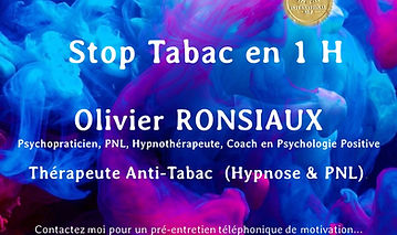 1ere_seance_2021_Hypnotherapeute_PNL_Stop_Tabac_en_1h_Olivier_RONSIAUX_tel_0664327072_pala