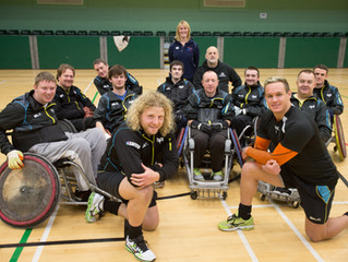 South Wales Pirates, Wales' first wheelchair rugby team, is to get a new name and look for 2015 afte