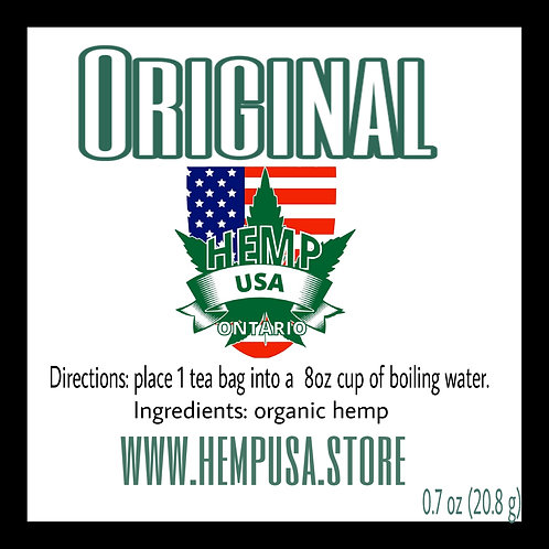 Original Hemp Tea