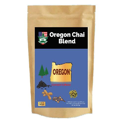 Oregon Chai Blend Hemp Tea