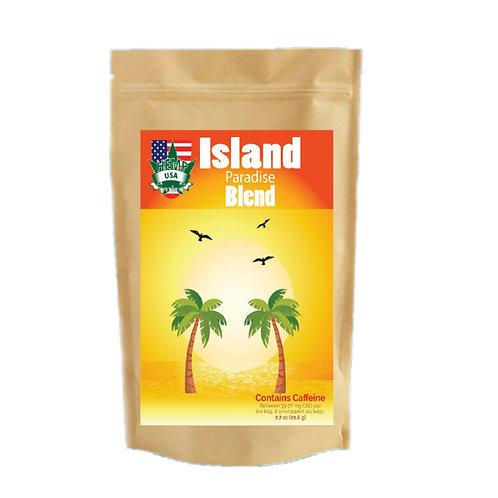 Island Paradise Hemp Tea