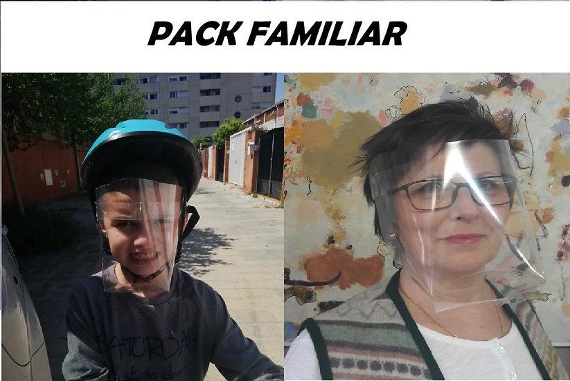 PACK FAMILIAR MASKCAT (ABATIBLES)