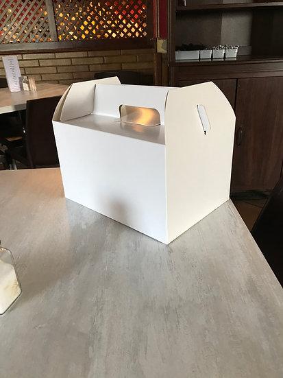 Caja para menú Take Away