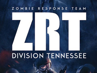 Cover Reveal for ZRT: Zombie Response Team Division Tennessee