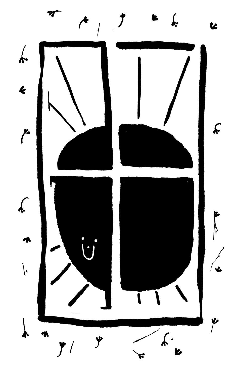 Illustration - Illustration for A Book of Sonnets by Jake Faulkner