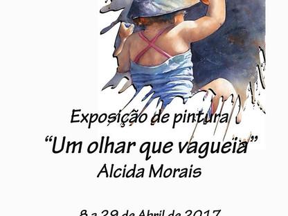 Exposição de Pintura de 08 a 29 de Abril 2017
