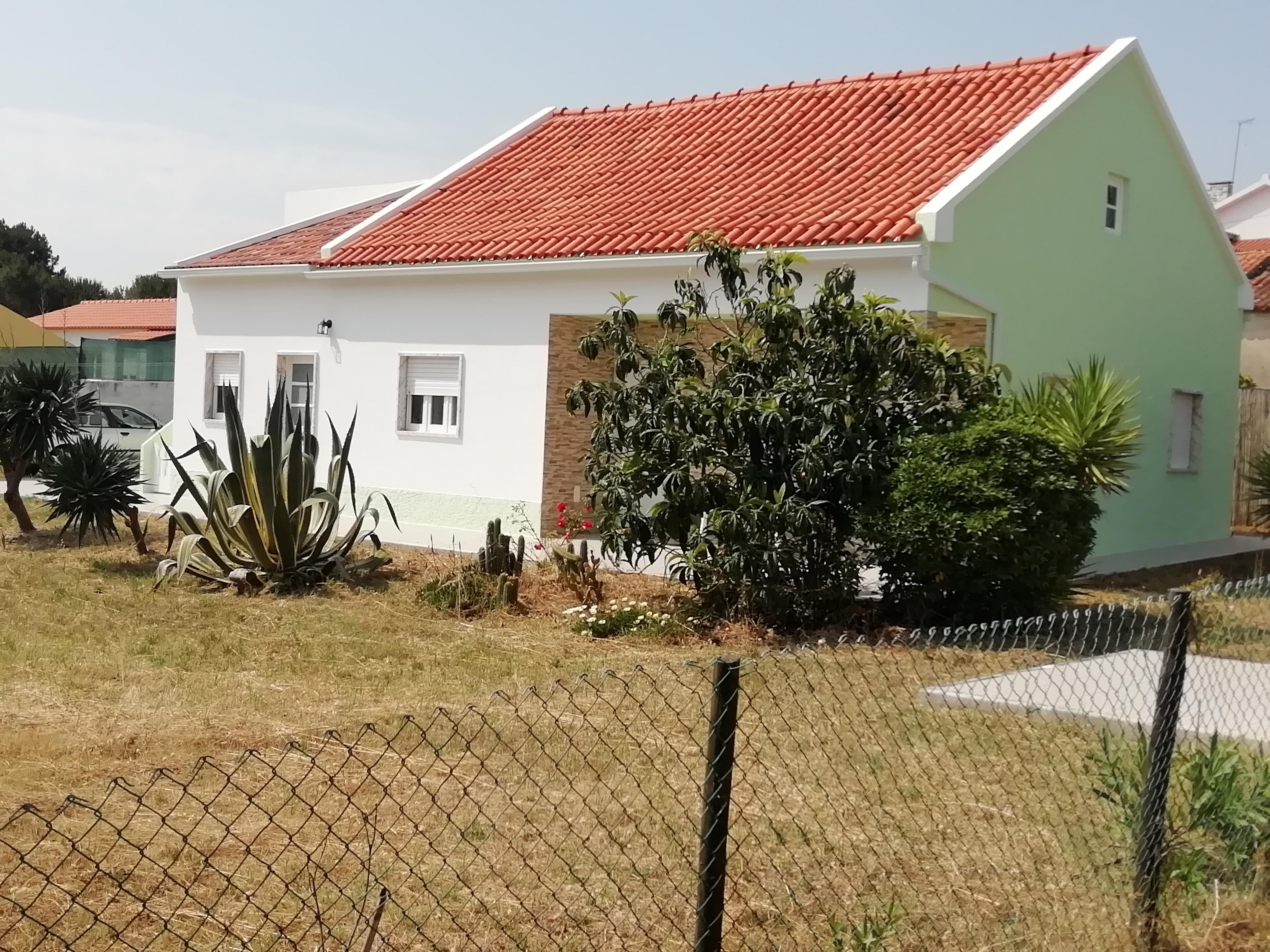Villa Gonçalo - Fachada