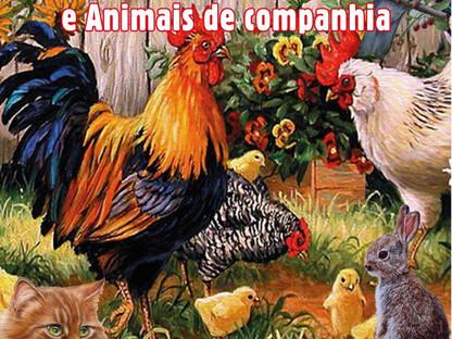 Exposição de Aves de Capoeira, Ornamentáis e Animais de Companhia 5, 6 e 7 de Maio de 2017