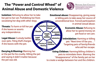 Power & Control Wheel using Pets