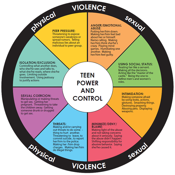 Teen Power & Control Wheel