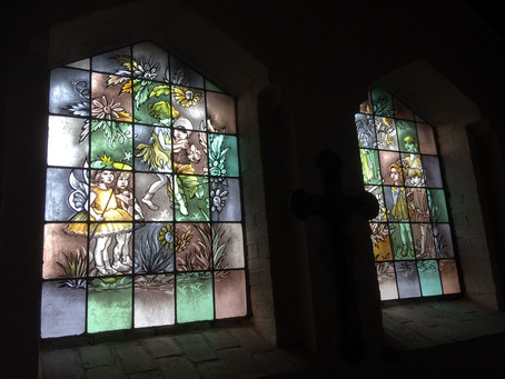 Restauratie glas-in-lood Schijndel