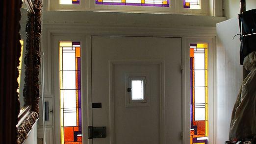 glas in lood restauratie