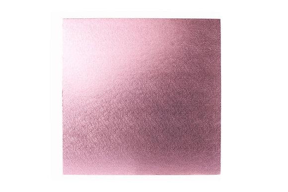 Pink Square Cake Drums