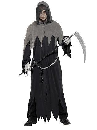 Grim Reaper - Black and Grey - Adult Men's