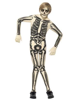 Skeleton Second Skin - Boys