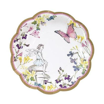 Truly Fairy Plates