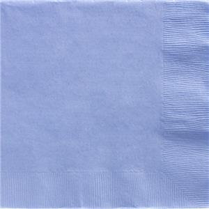 Baby Blue Dinner Napkins