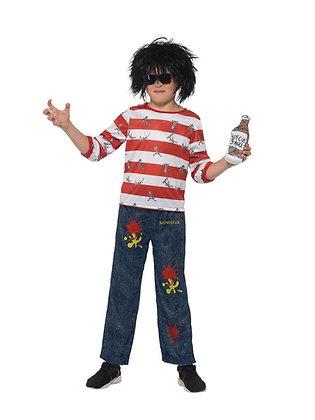 Ratburger Children's Costume