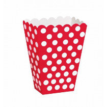 Red Dot Treat Boxes