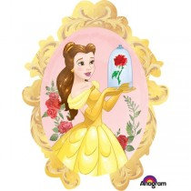 Beauty and The Beast Foil Balloon