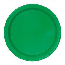 Emerald 7 inch Paper Plates