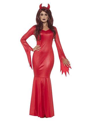 Devil Mistress Costume - Adult Women's