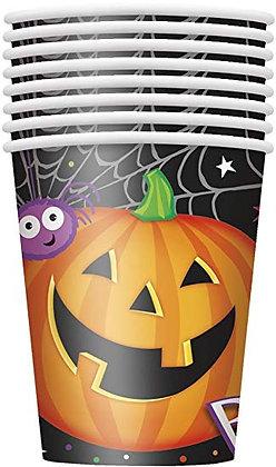 Pumpkin Pals Cups