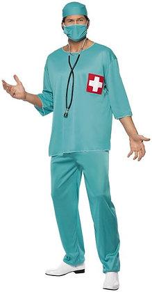 Men's Surgeon Costume