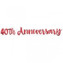 Ruby Anniversary Script Banner