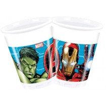 Avengers Plastic Cups