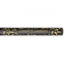 60 cm Gold Party Cannon