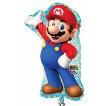 Super Shaped Mario Foil Balloon