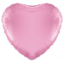Personalized Message Heart Foil Balloon