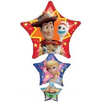 Toy Story 4 Super Shape Foil Balloon