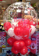 Personalised Message Balloons