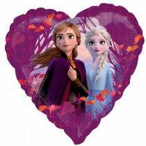 Frozen 2 Heart Standard Foil