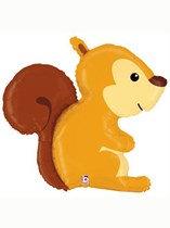 Squirrel Fox Super Shape