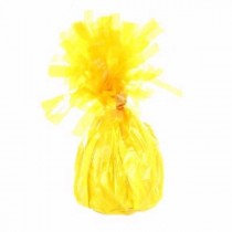Yellow Heavy Balloon Weight