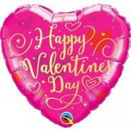 Valentines Std Foil Balloons