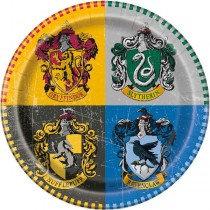Harry Potter Paper Plates