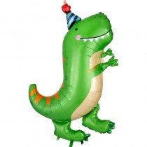 Dinomite Party Super Shaped Balloon