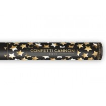 40 cm Gold Star Party Cannon